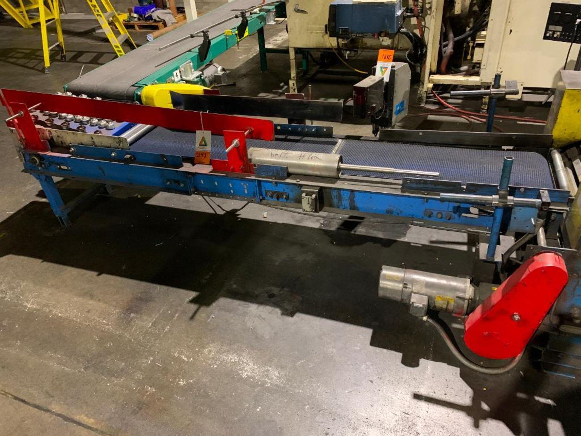 mild steel conveyor - Image 6 of 11