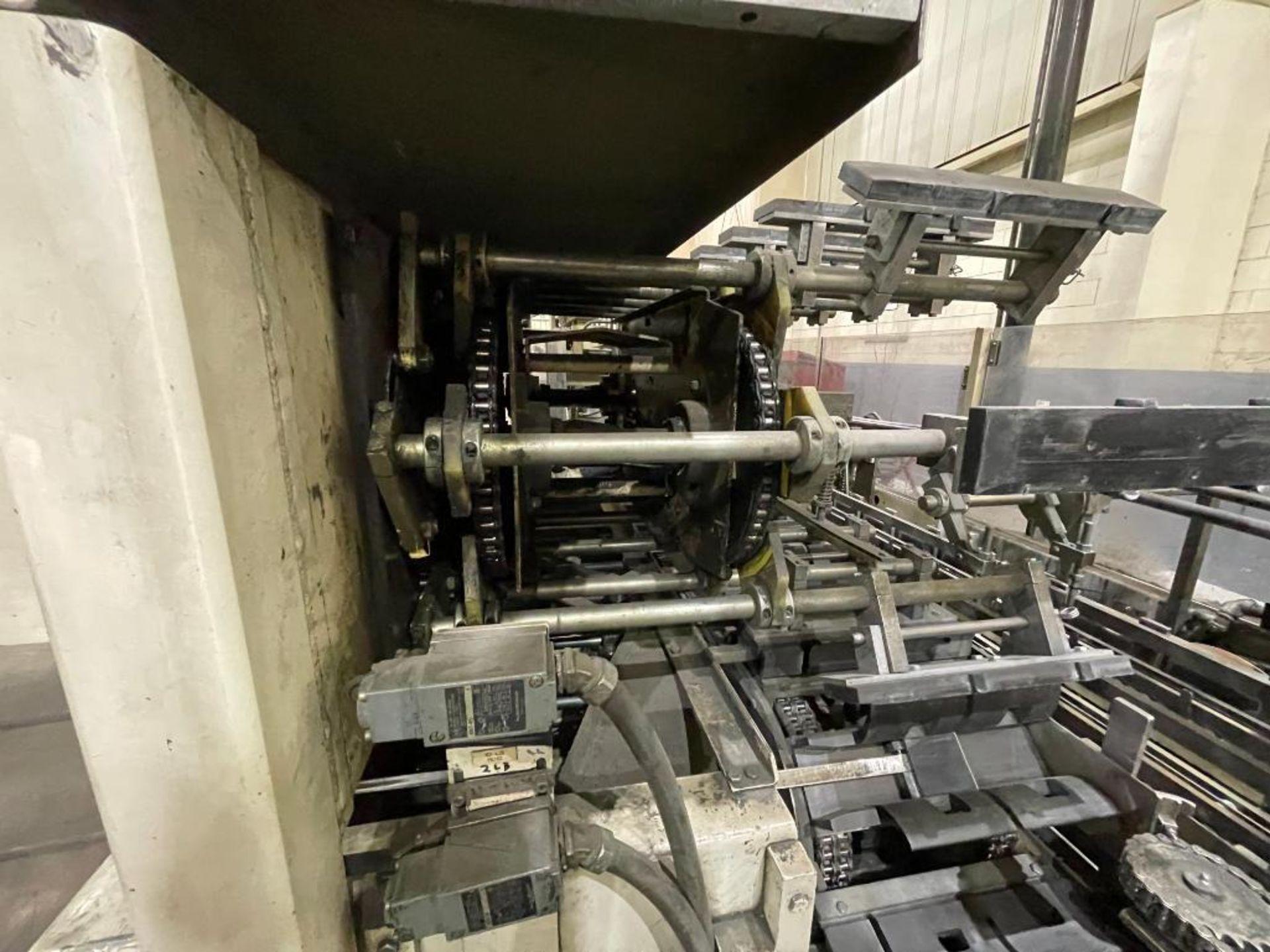 Hayes Machine Co. long goods cartoner, model 51BB - Image 49 of 64