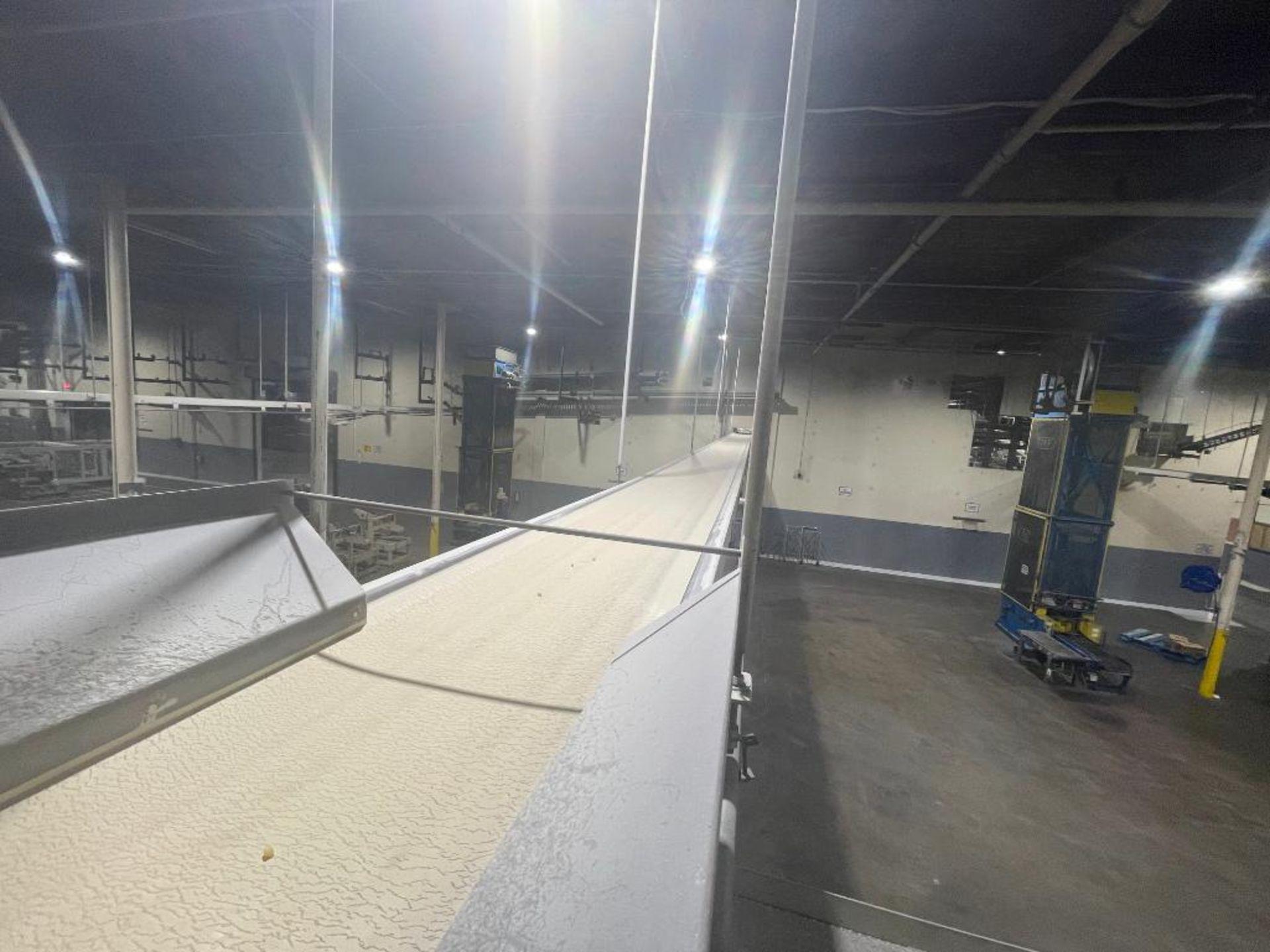 4 Aseeco mild steel conveyors - Image 5 of 14