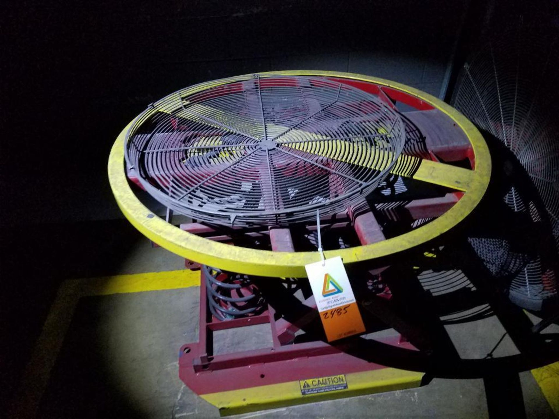 Southworth rotary lift table