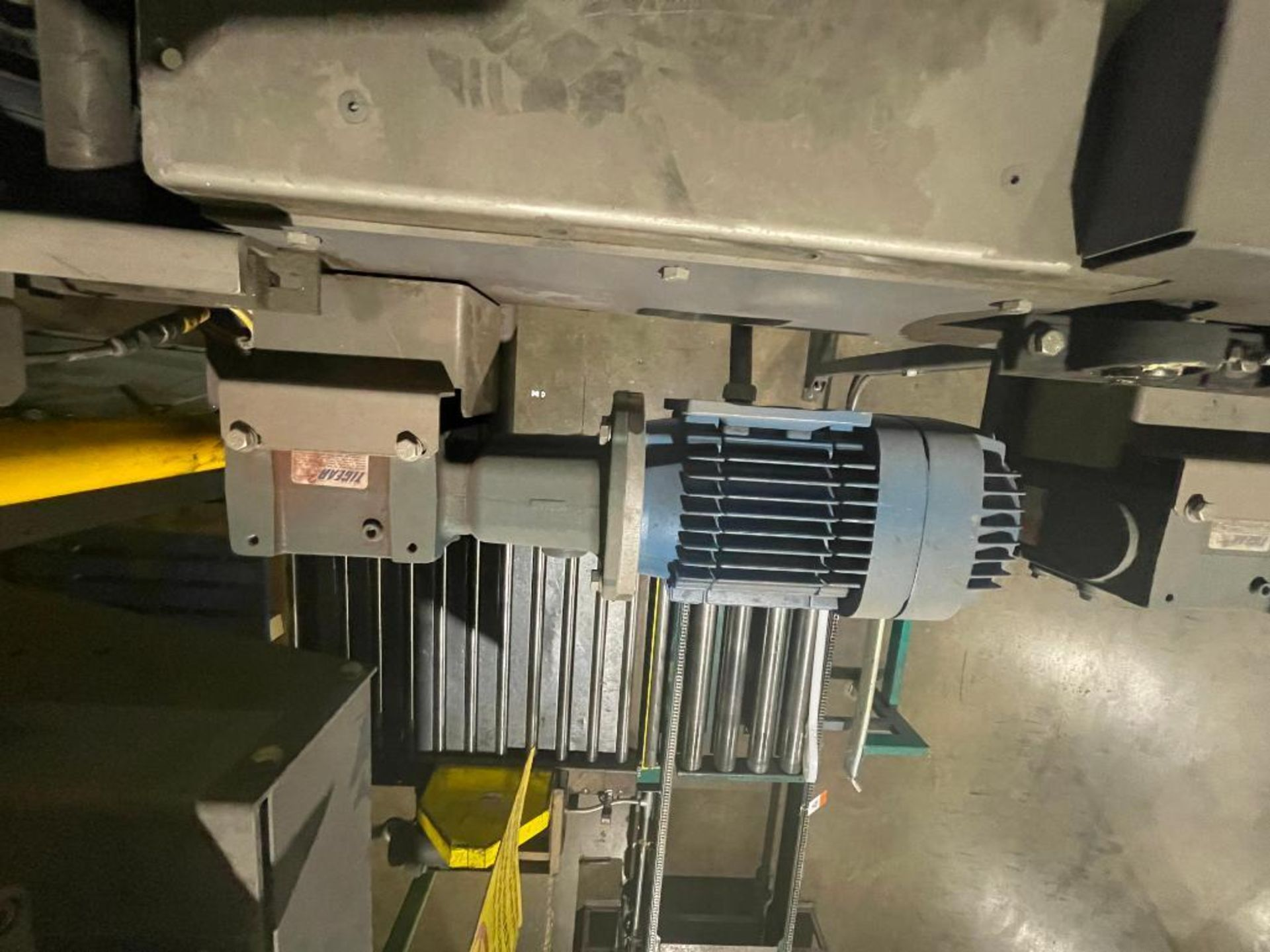 2008 Currie top to bottom palletizer, model PALLETIZER, sn 3348 - Image 27 of 28