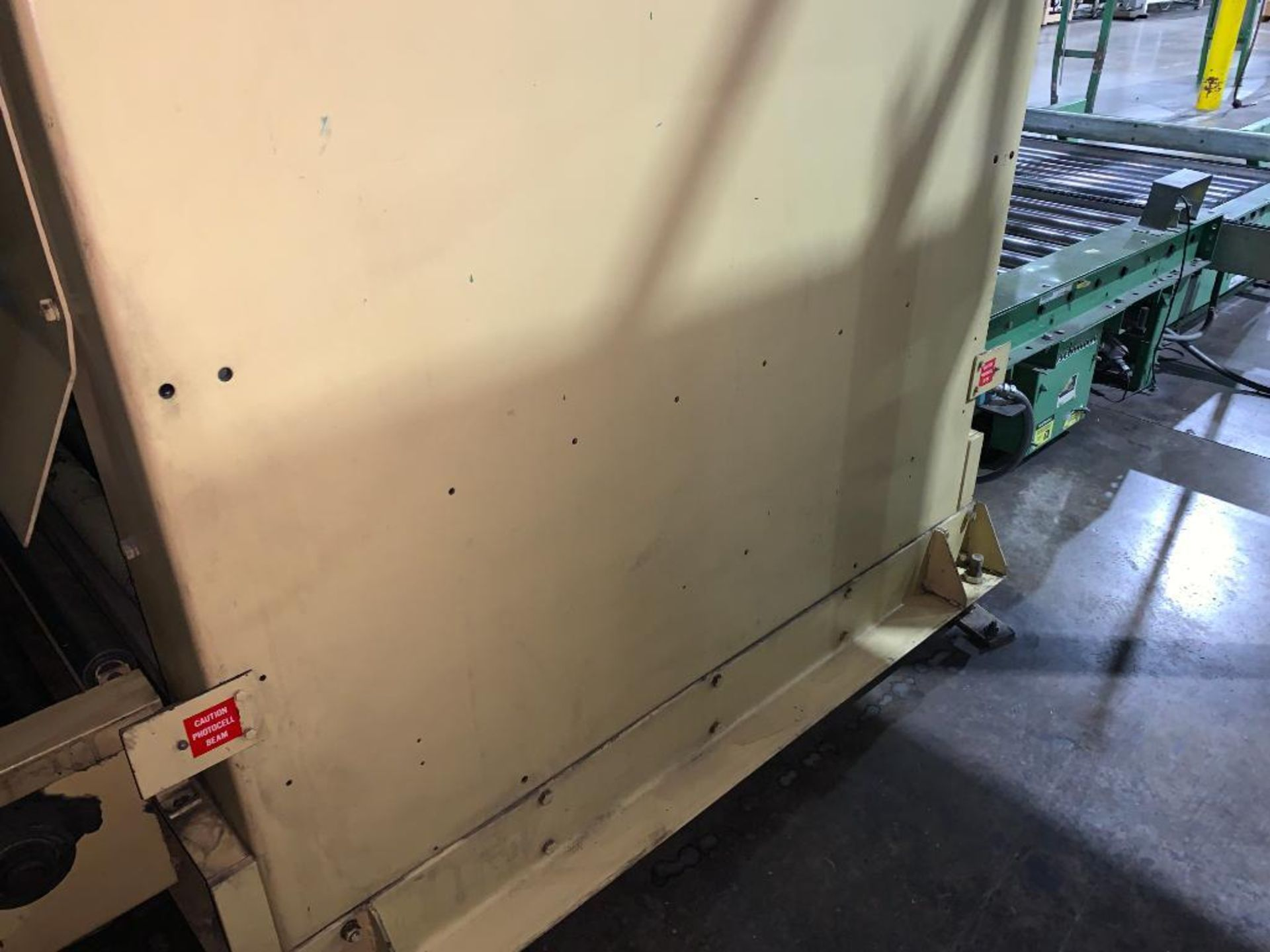 1992 Currie top to bottom palletizer, machine number LSP-5-1176 - Image 39 of 56