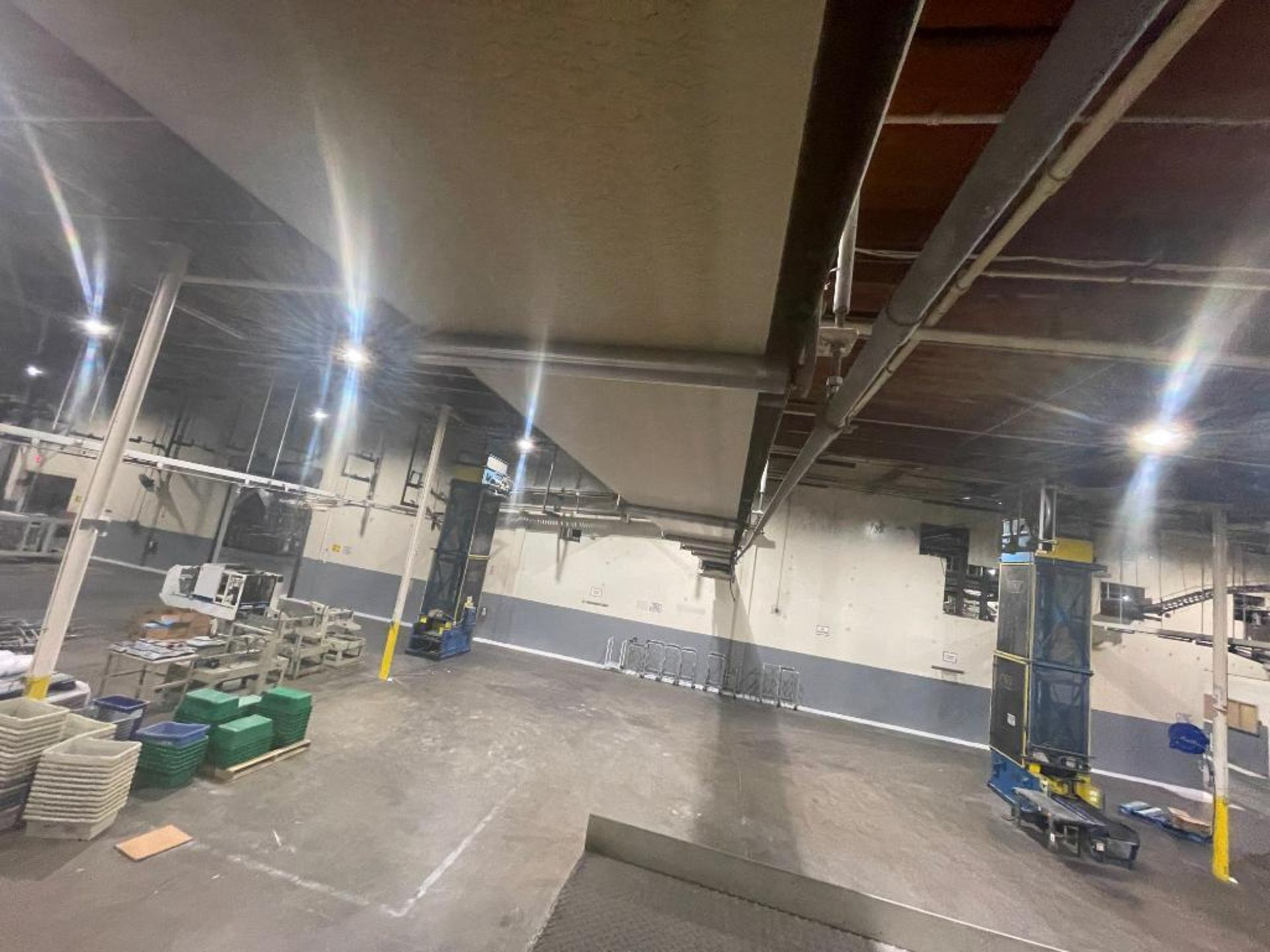 4 Aseeco mild steel conveyors - Image 8 of 14