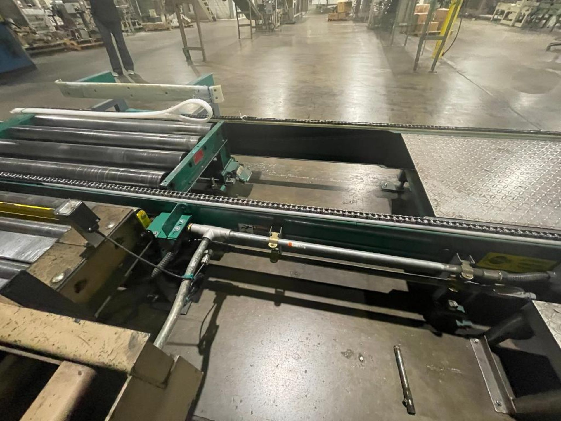 Automated Conveyor Systems full pallet conveyor - Image 11 of 12