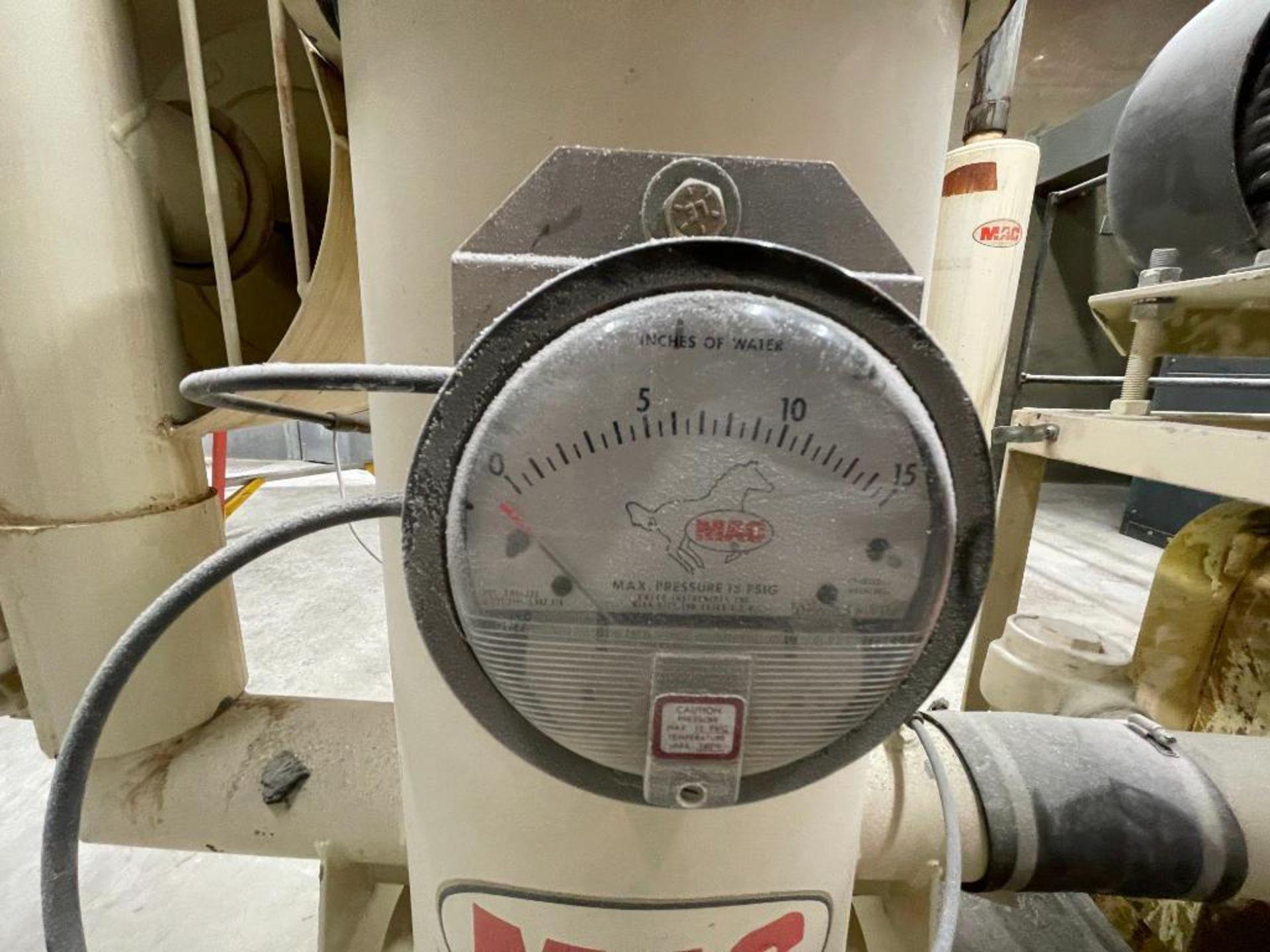 Sutorbilt rotary positive blower - Image 17 of 21
