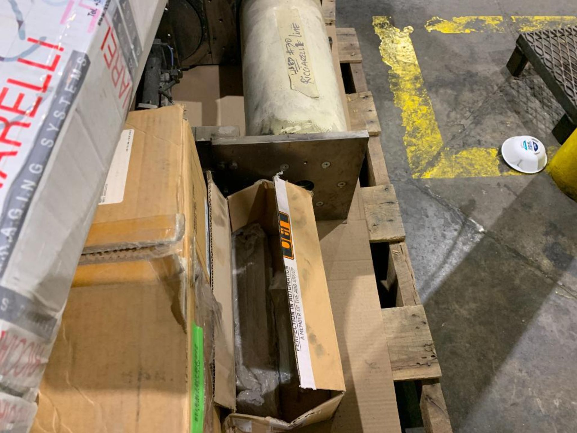 2010 Ricciarelli long goods horizontal flow wrapper - Image 73 of 79