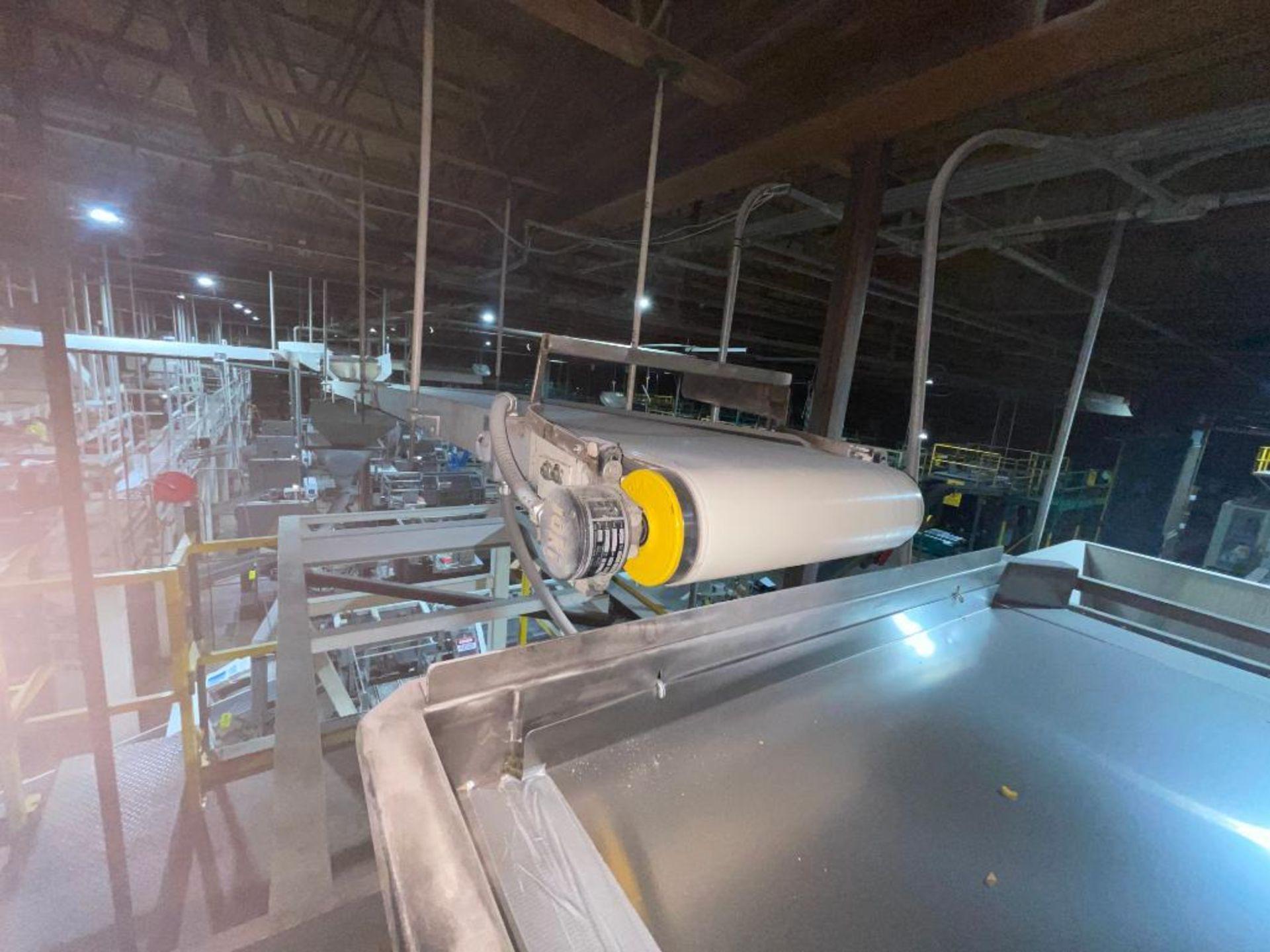 mild steel overhead belt conveyor - Image 10 of 10