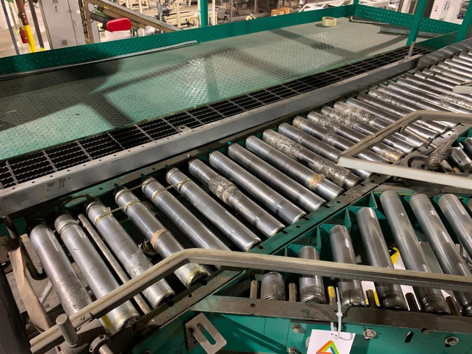 ACS power roller conveyor - Image 2 of 15