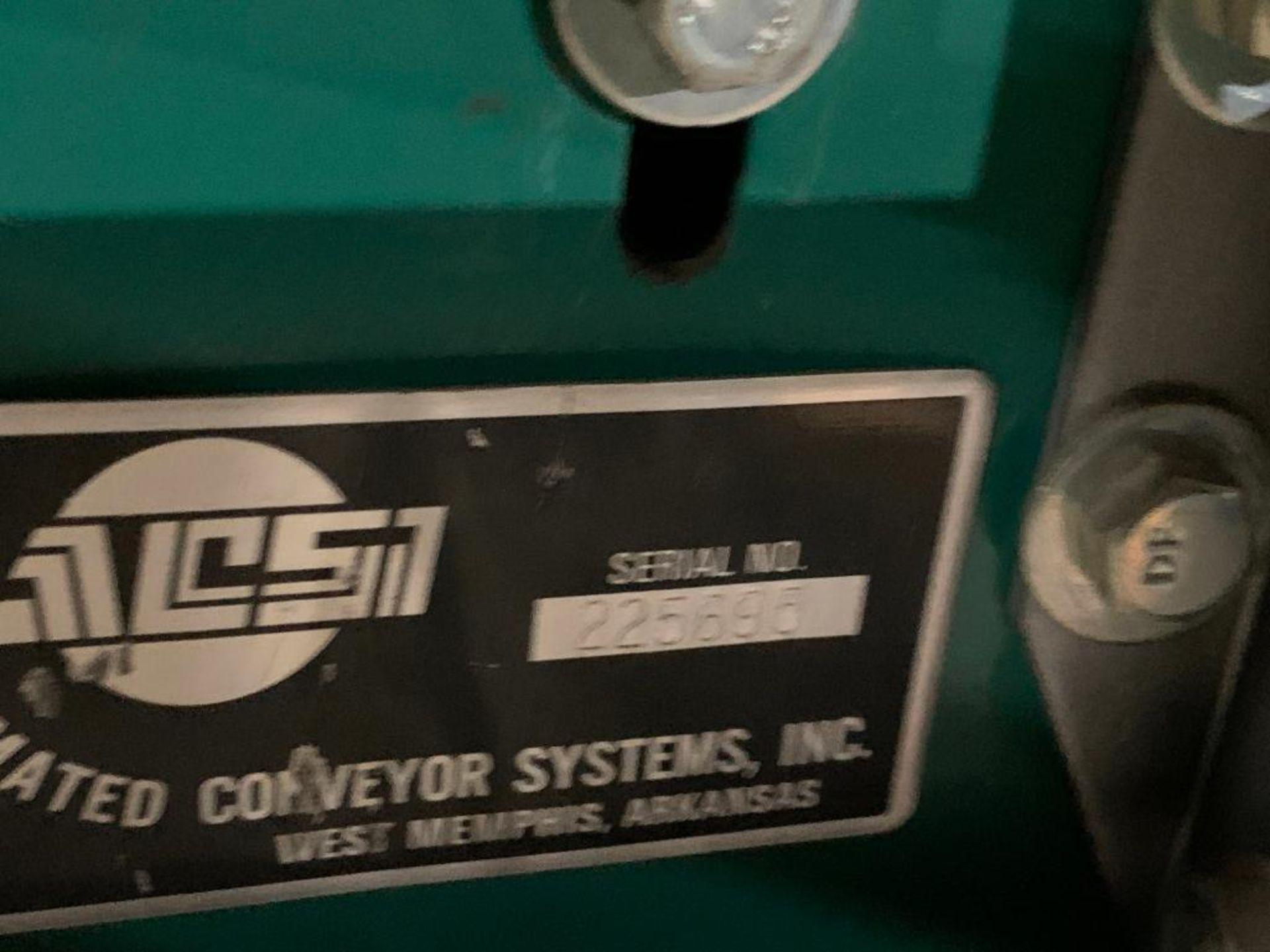 ACS power roller conveyor - Image 14 of 15