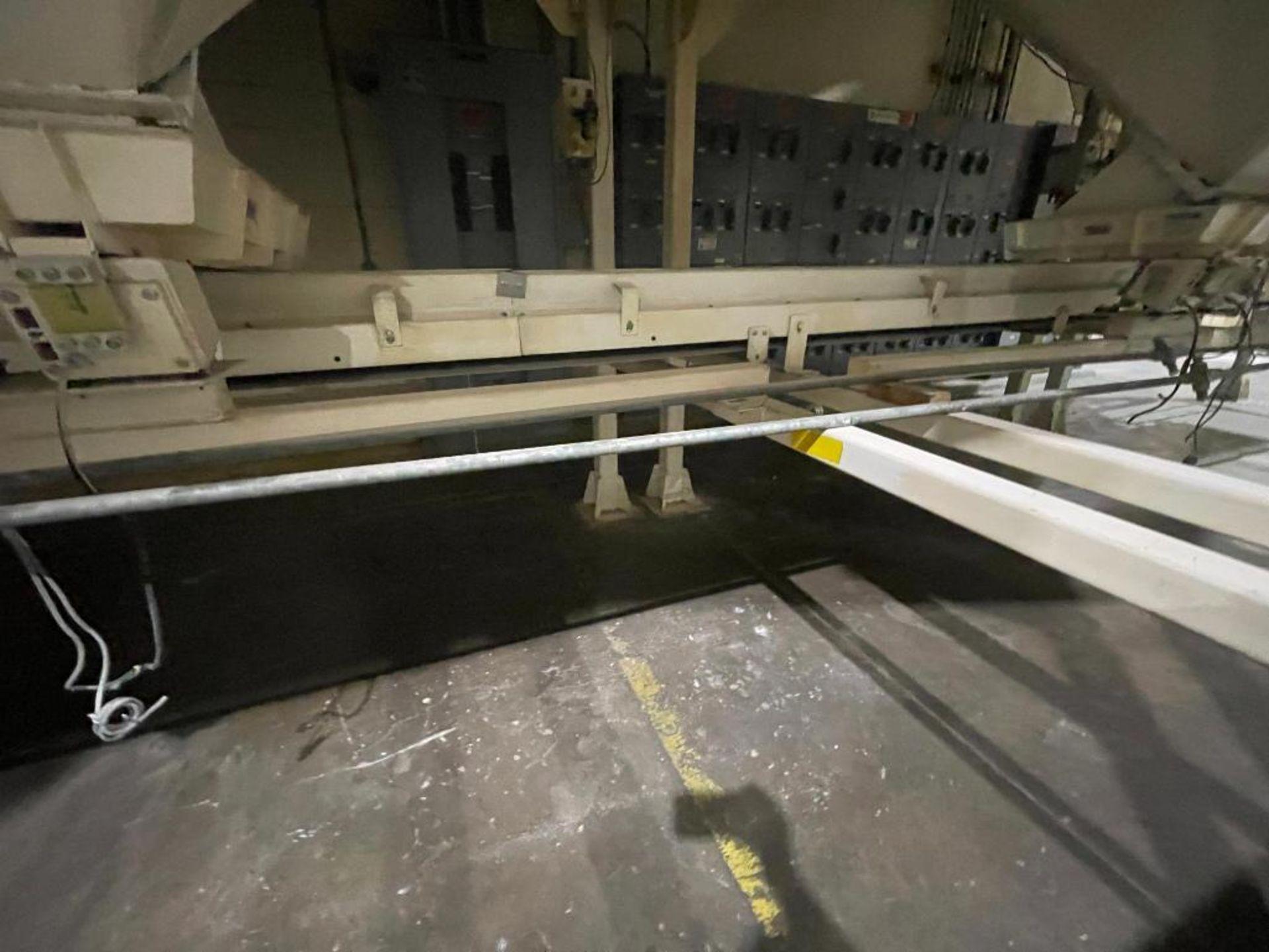 Aseeco mild steel cone bottom bulk storage bin - Image 5 of 28