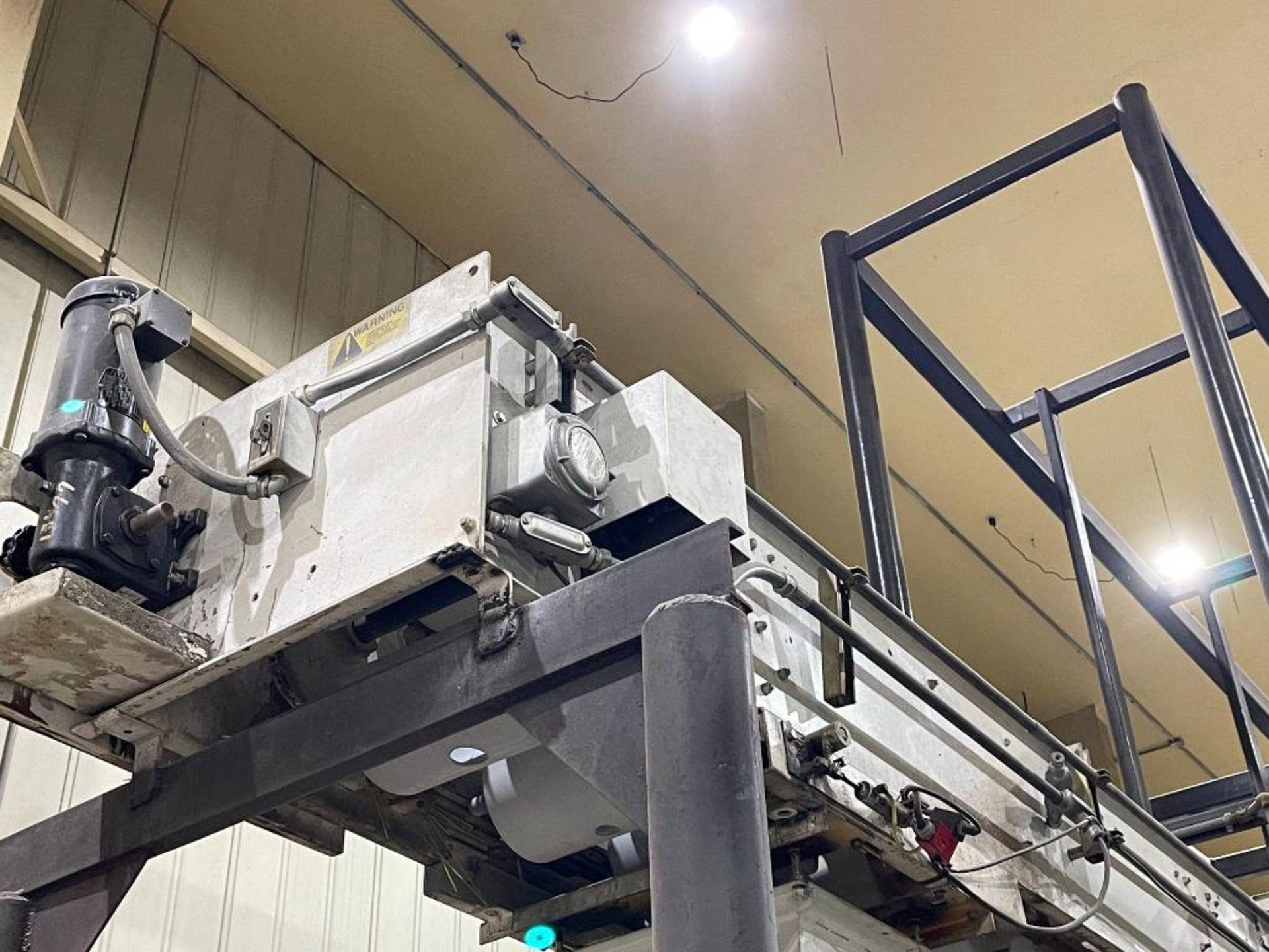 Meyer horizontal bucket elevator, model PQ-172-12-BCS - Image 14 of 19