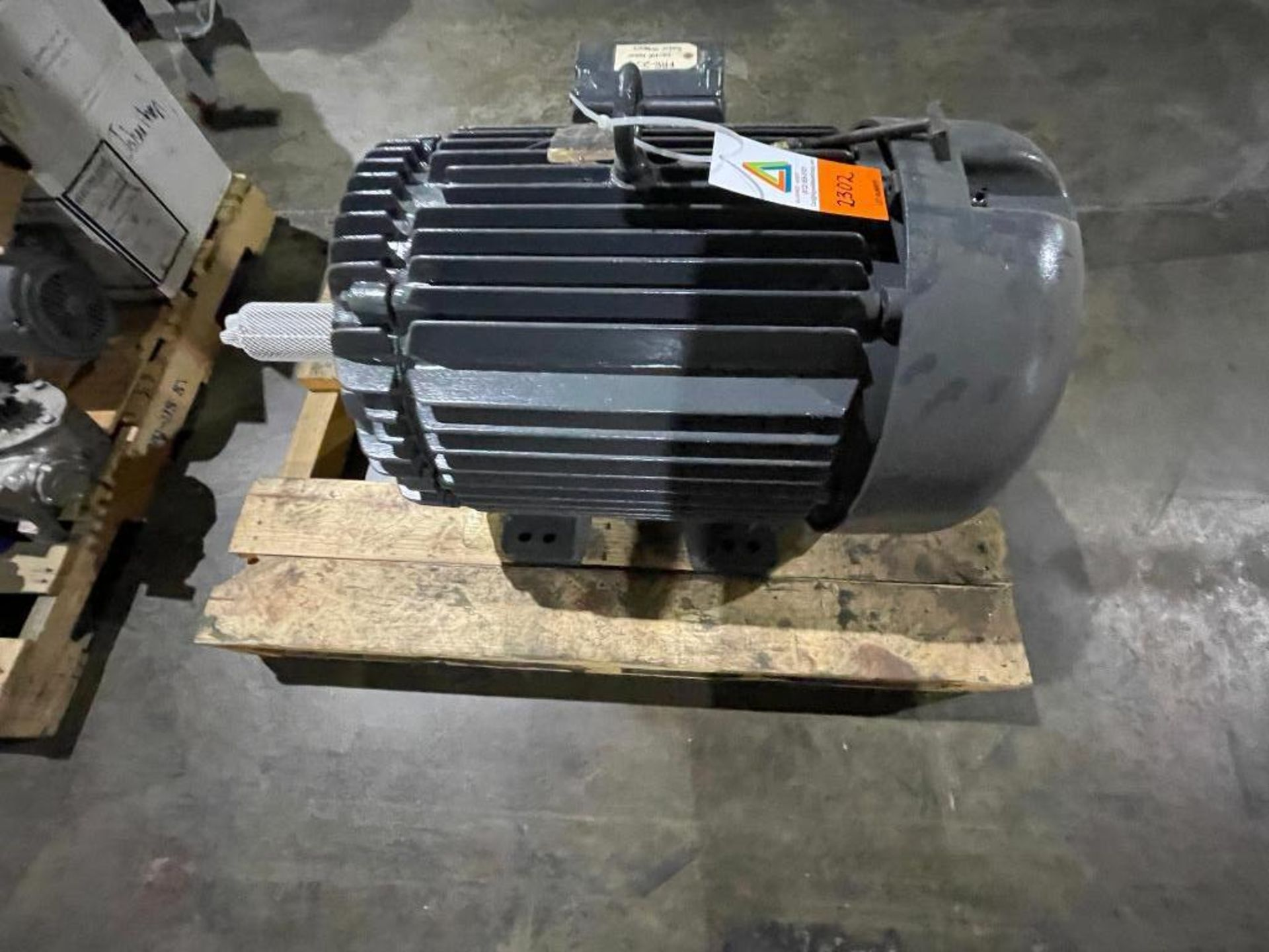 electric motor, 100 hp - Image 8 of 9