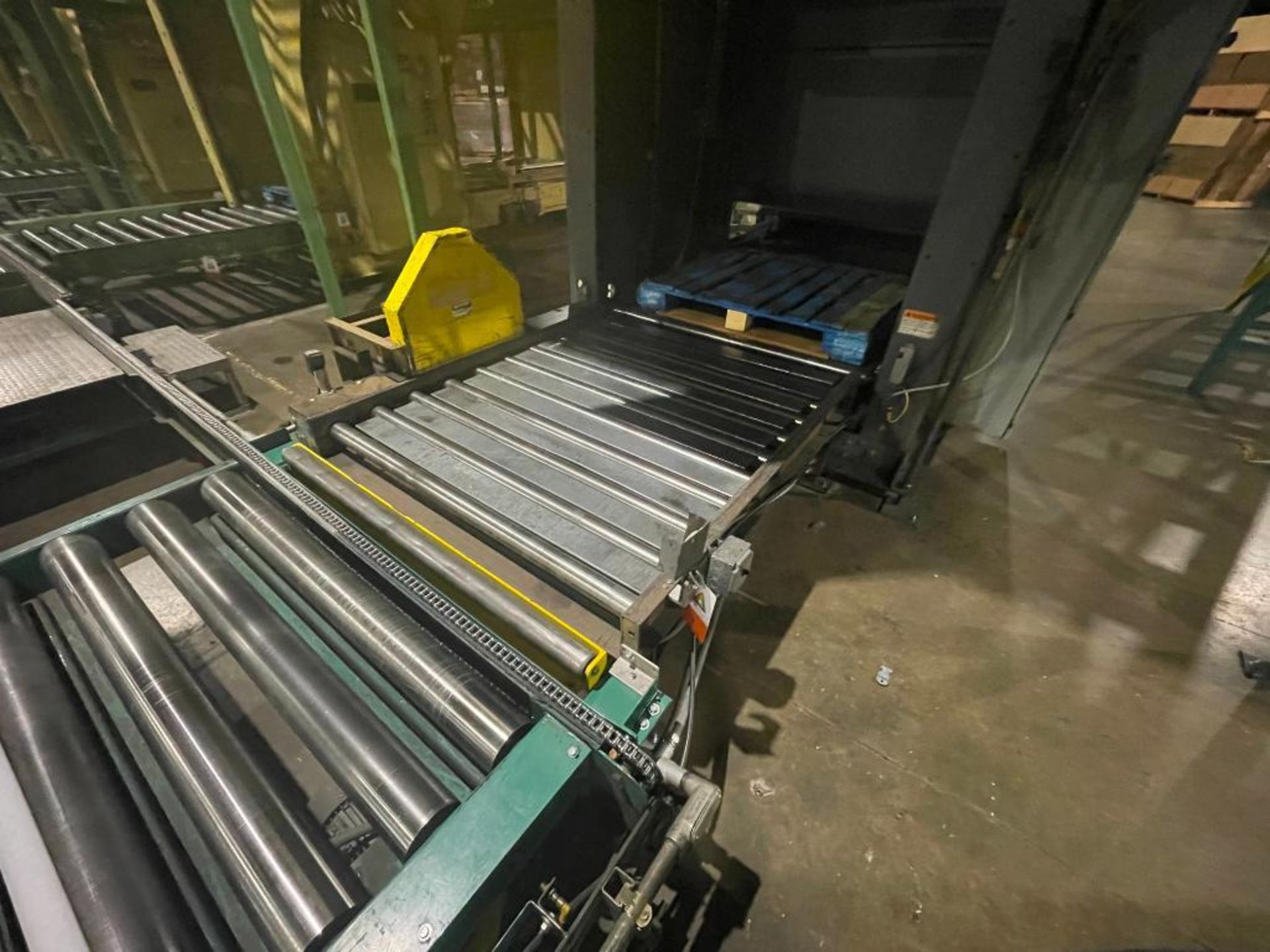 2008 Currie top to bottom palletizer, model PALLETIZER, sn 3348 - Image 16 of 28