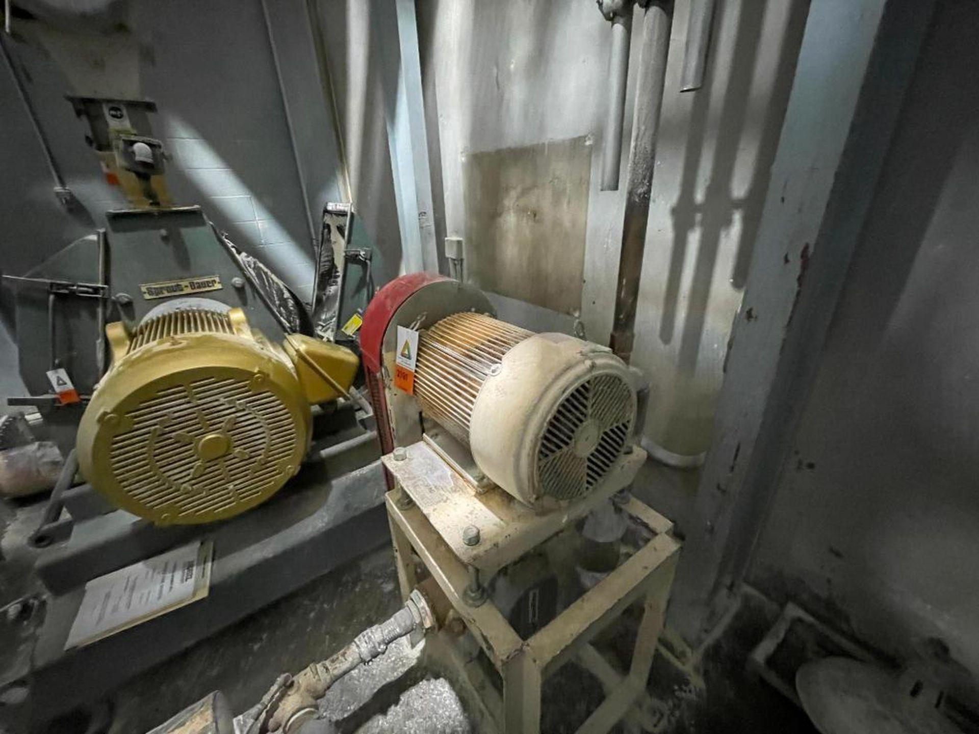 Gardner Denver Duroflow rotary positive blower - Image 3 of 14