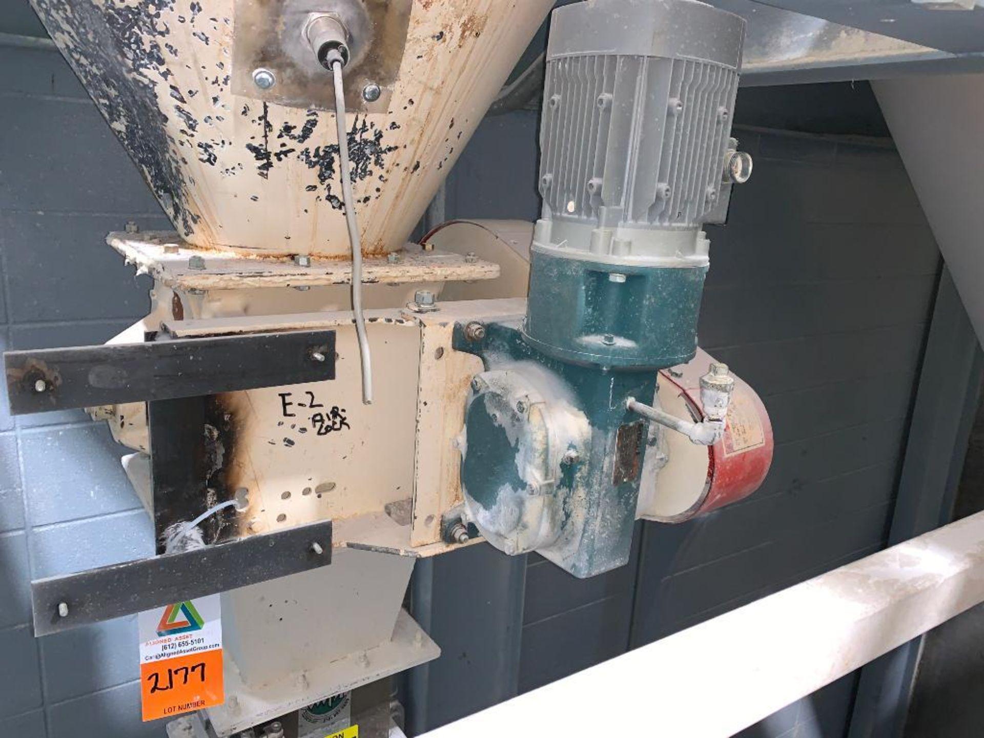 MAC 12 in. mild steel rotary lock - Image 3 of 7