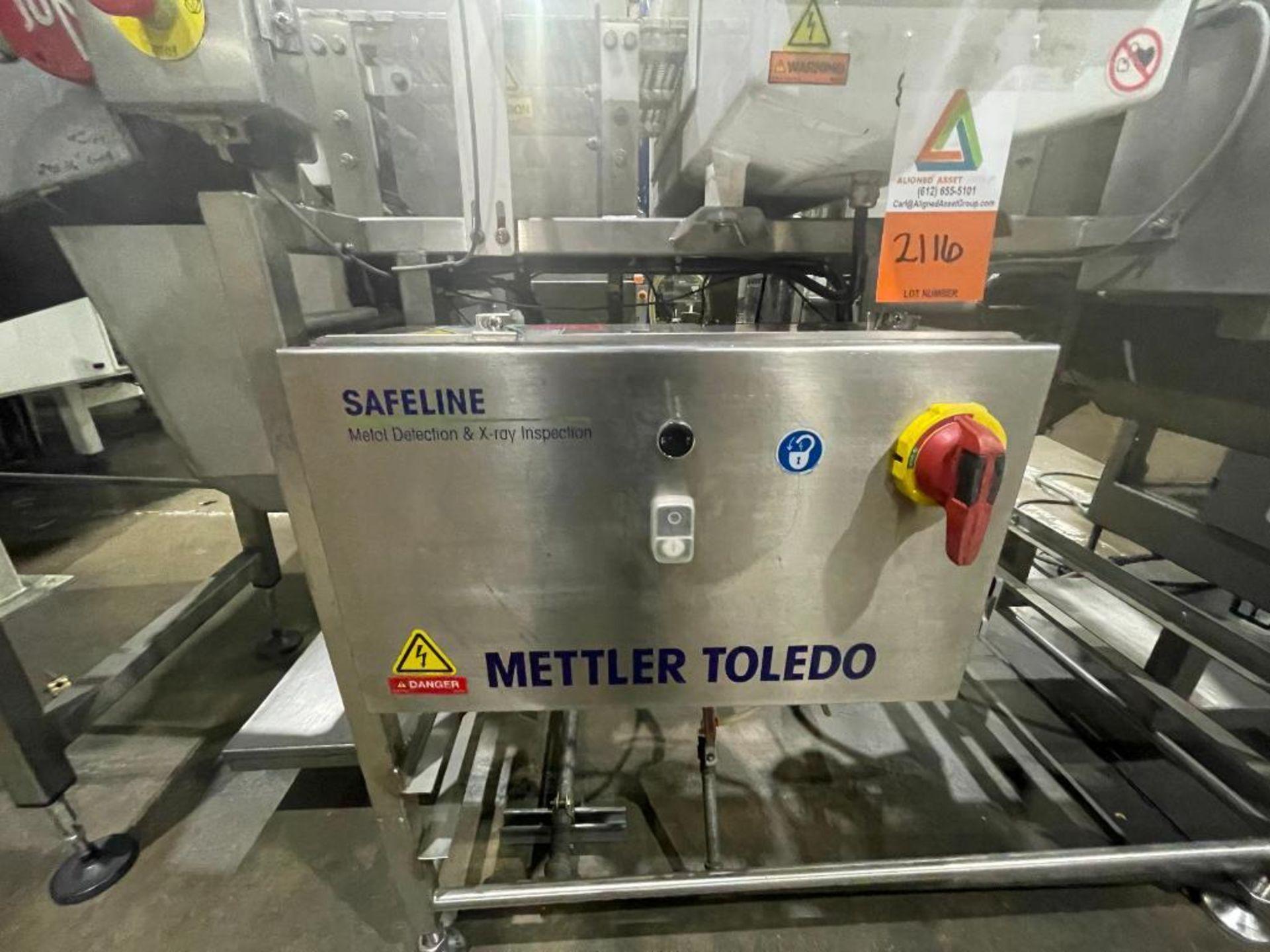 2016 Mettler Toledo metal detector, model SL1500 - Image 2 of 15