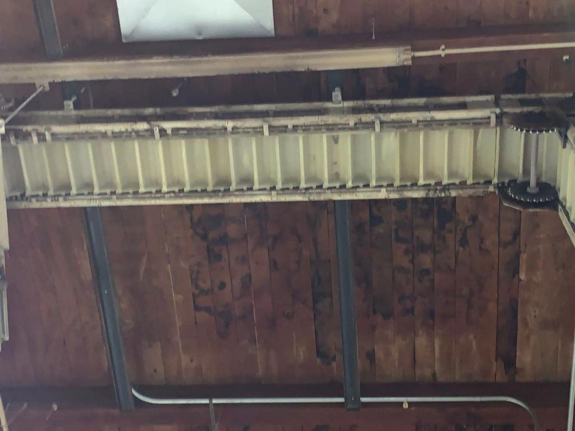 Aseeco overlapping bucket elevator - Image 7 of 11