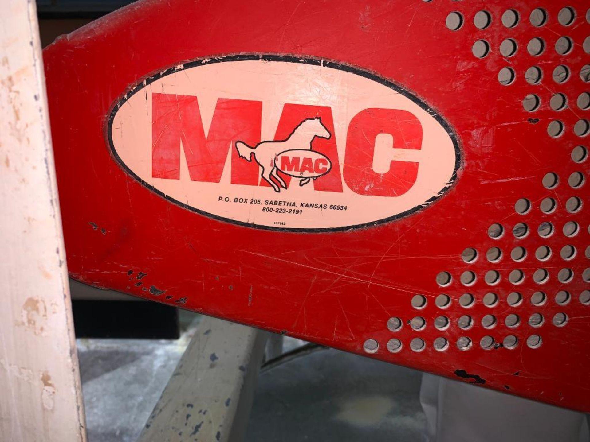 MAC mild steel dust collector - Image 8 of 9