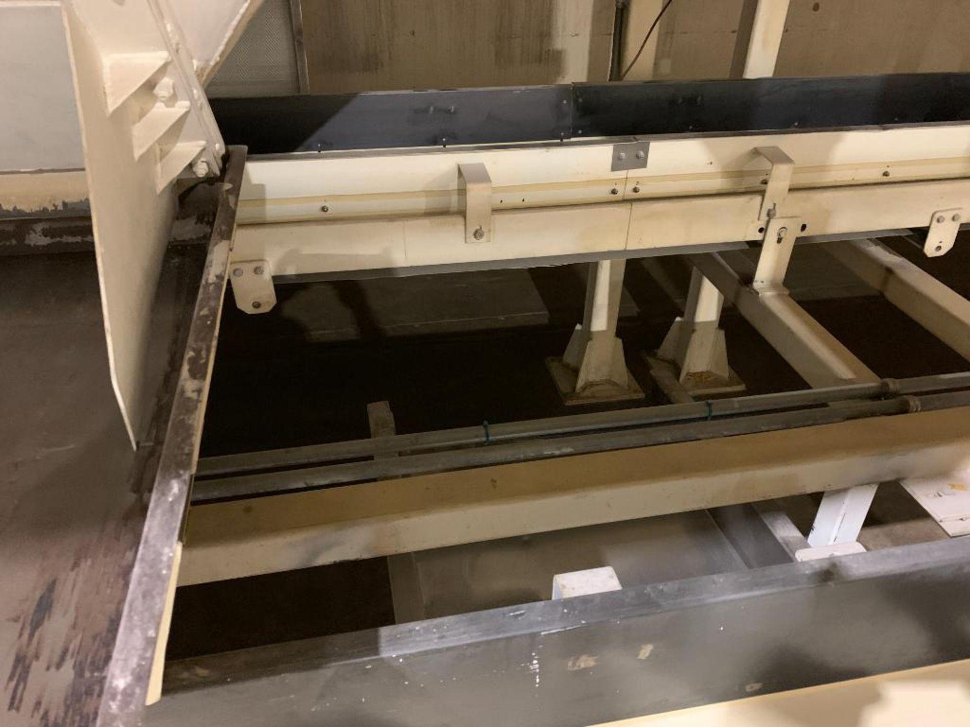Aseeco mild steel cone bottom bulk storage bin - Image 16 of 23