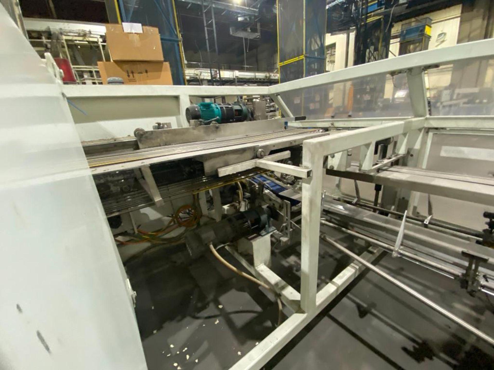 Fallas box erector/case packer - Image 16 of 33