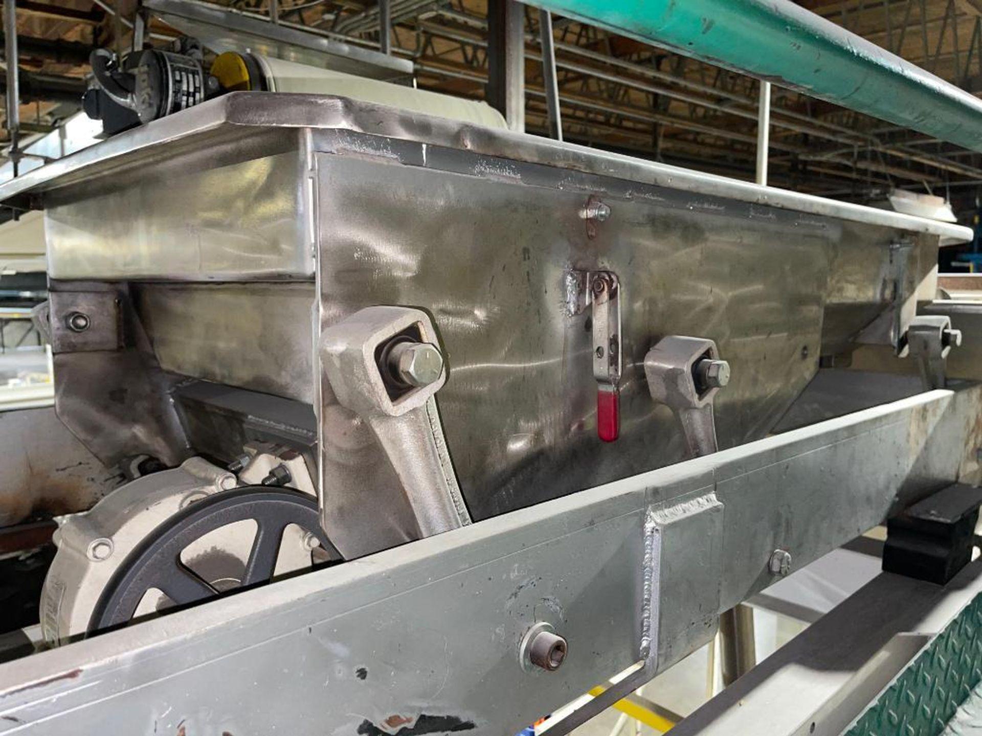 Eriez vibratory conveyor - Image 5 of 7