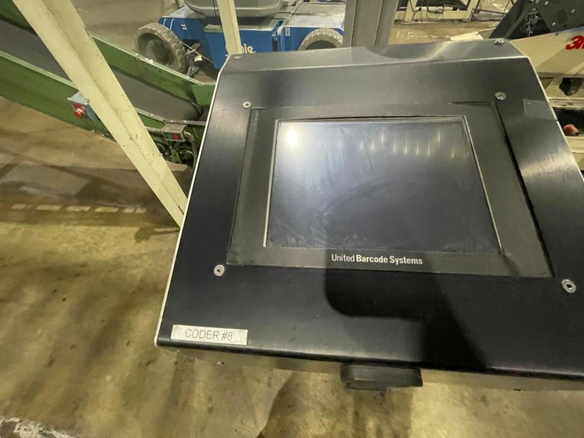 Automatic Printing Systems case coder - Image 3 of 15