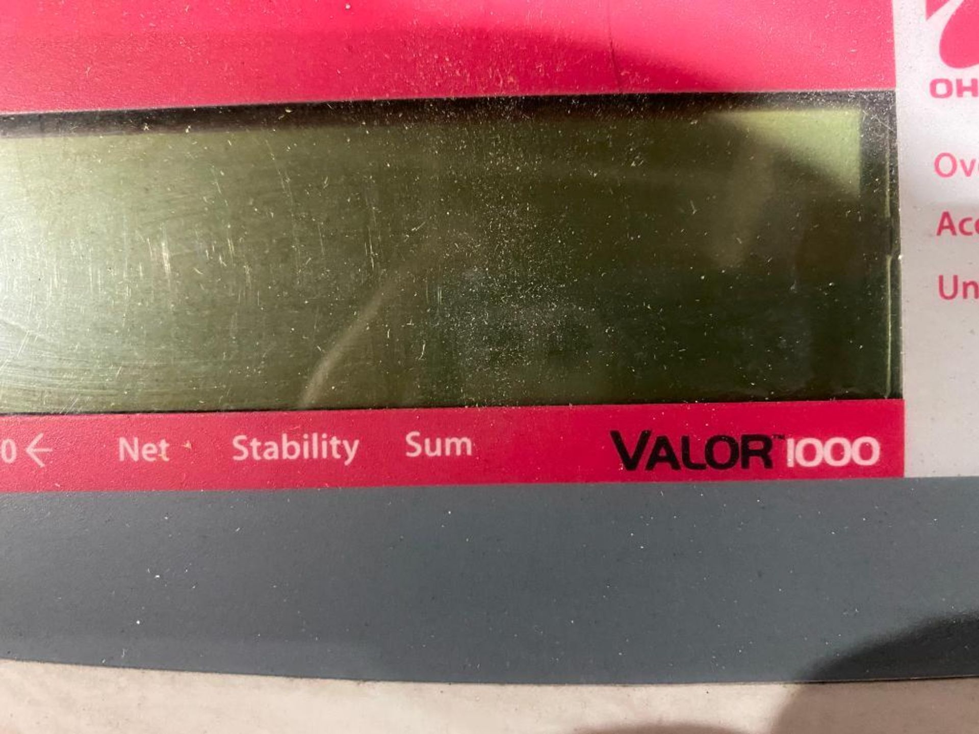 working Valor 1000 scales - Image 2 of 5