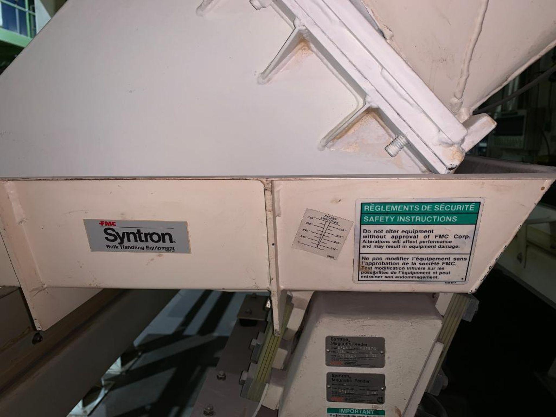 Aseeco mild steel cone bottom bulk storage bin - Image 24 of 25