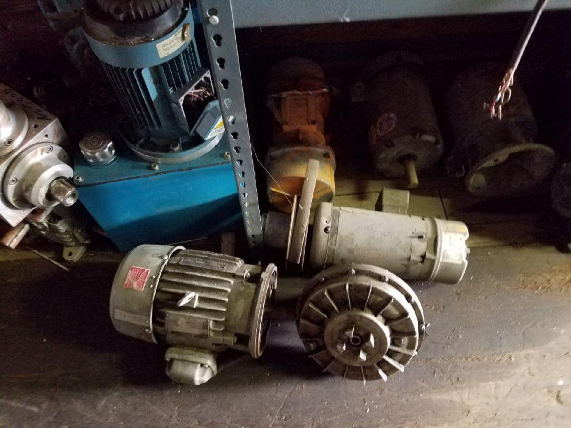 various motors and drives - Image 6 of 10