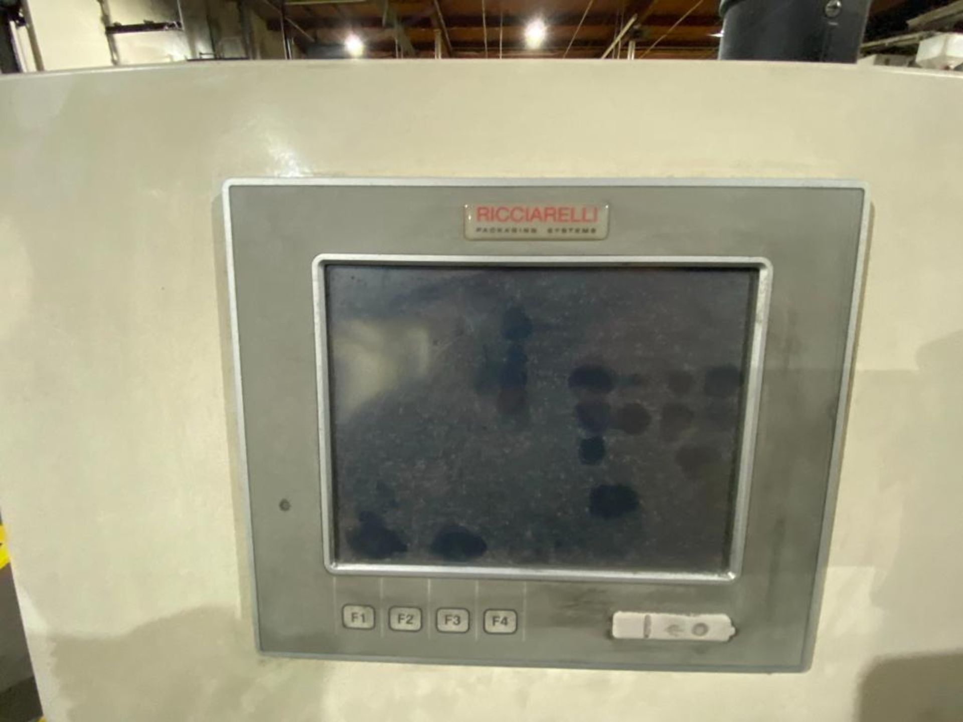 Ricciarelli high speed check weigher - Image 3 of 12