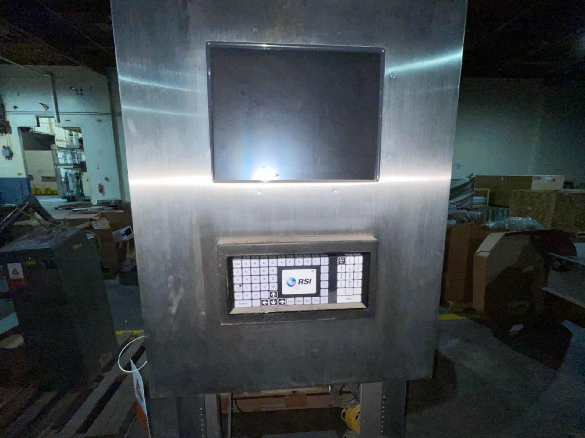 stainless steel pedestal control panel - Image 2 of 20