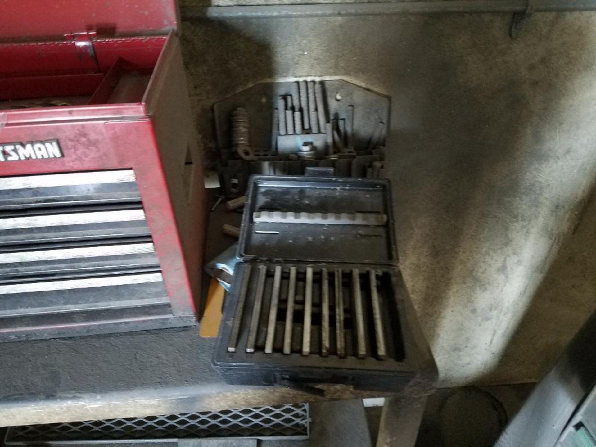 Bridgeport manual mill - Image 7 of 8