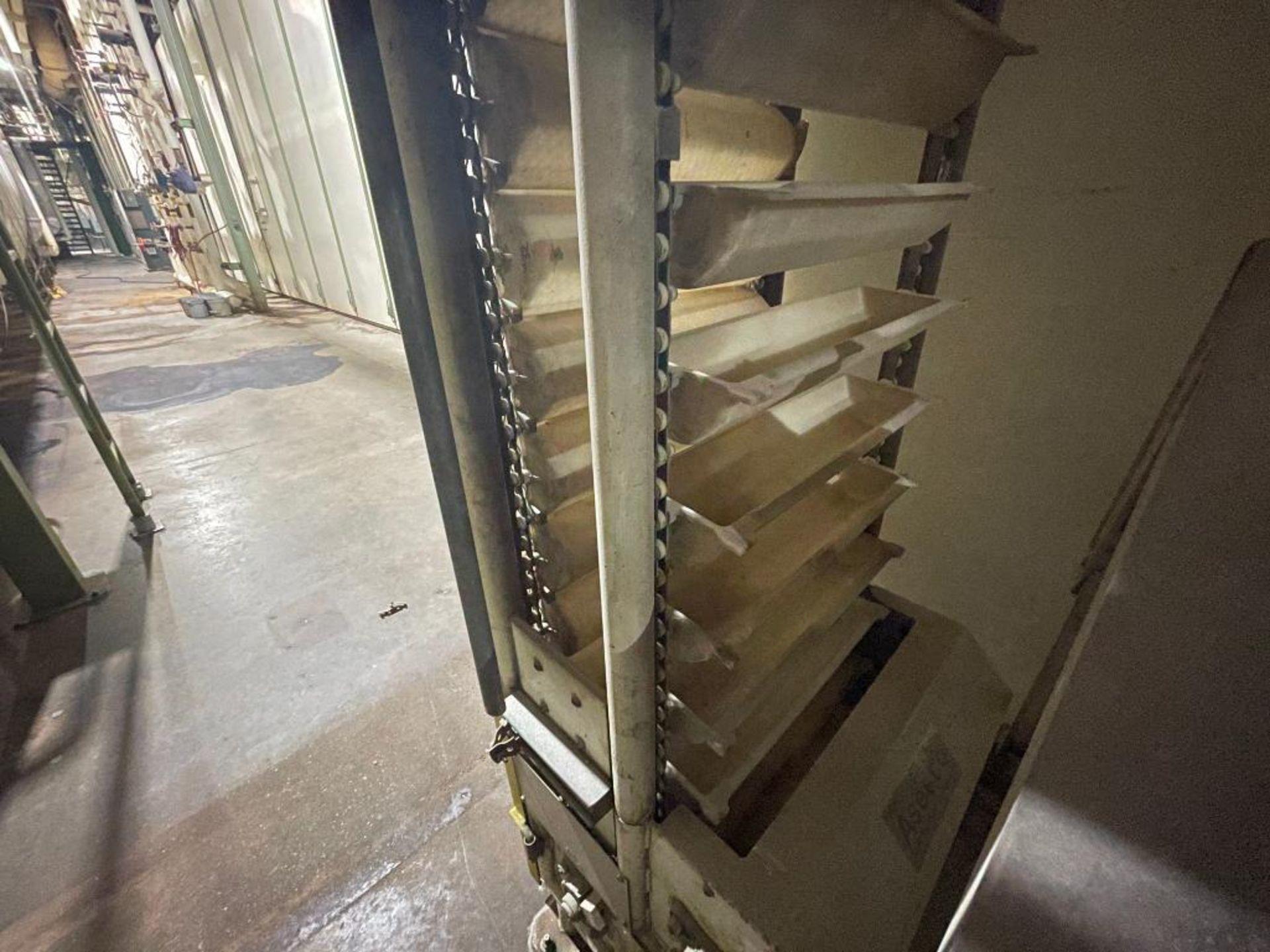 Aseeco overlapping bucket elevator - Image 12 of 14