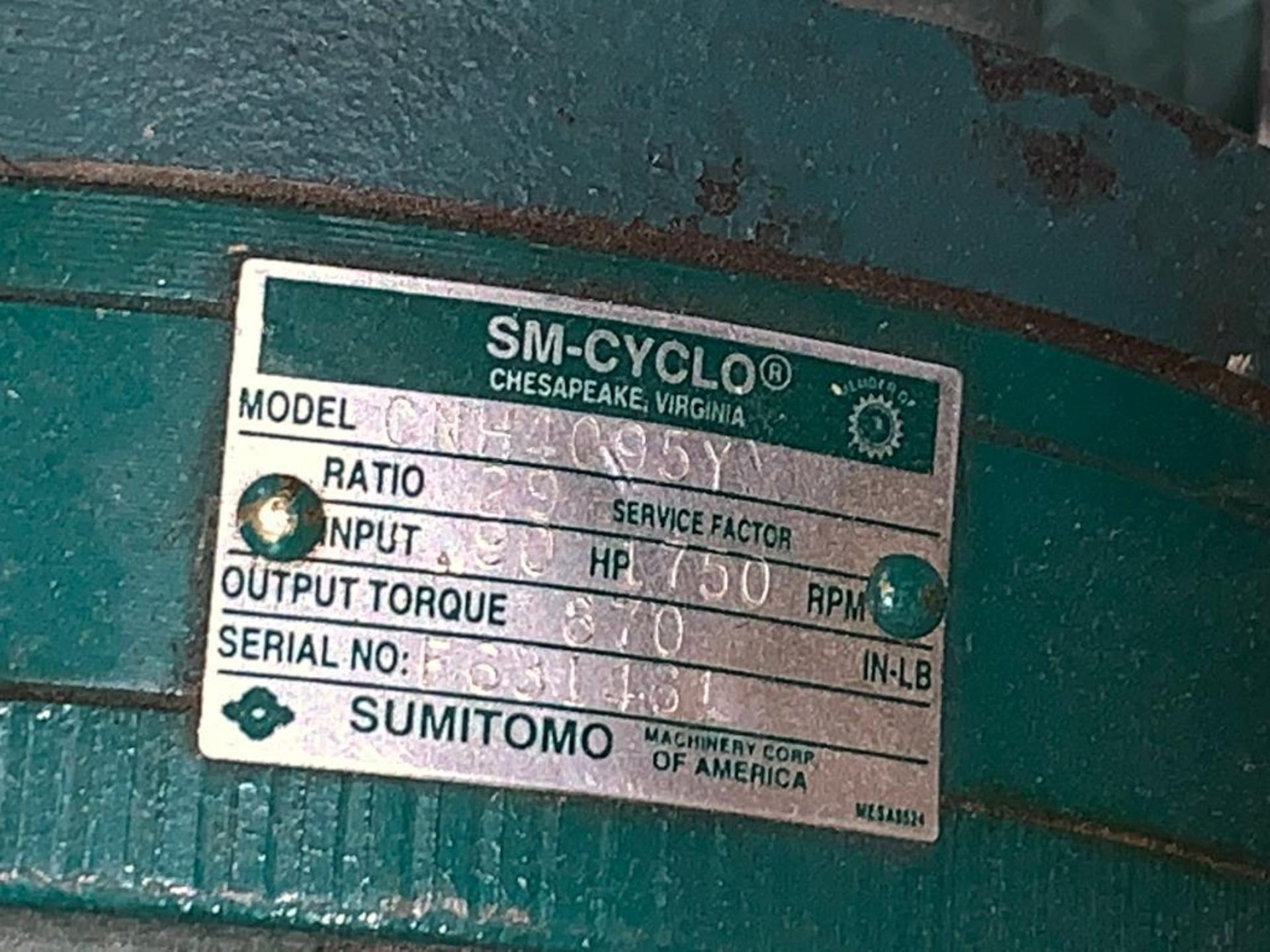 pallet of used motors and drives - Image 11 of 13