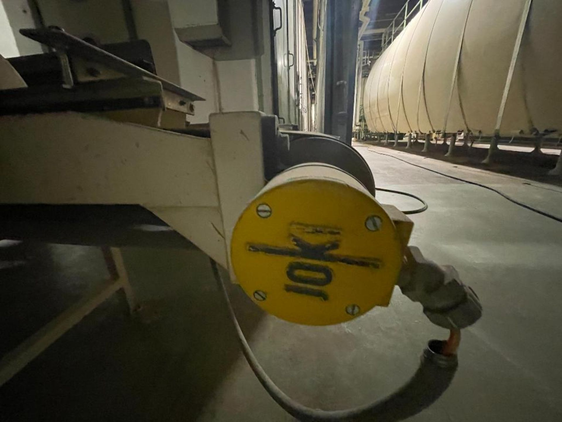 mild steel belt conveyor - Image 14 of 16