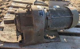 US motor synchro gear model gdp ratio 6.19 hp 5
