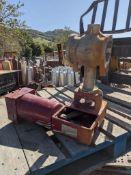 Masoneilan dresser valve 4in. model 35-35212