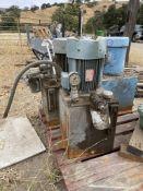hydraulic power unit Leroy Somer