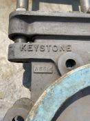 keystone 8 in. knife gate valve F952-8stainless steel