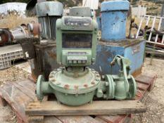 Neptune flow meter register model 432 with 2 in. valve