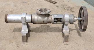 Moyno pump 3 type stainless steel