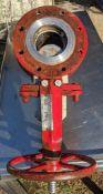 Fabri valve 22R type of material 316