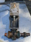 Barber Colman actuator MA-418-0-0-3 120 v