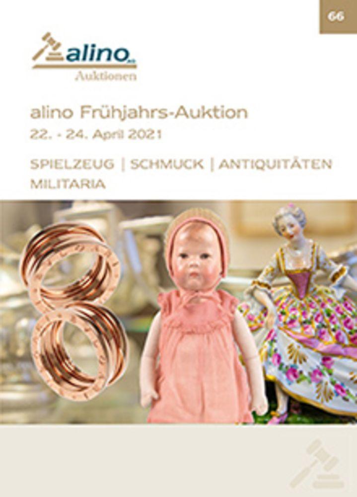 alino Frühjahrs-Auktion
