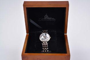 RICHTENBURG Innessa Two-Tone Rosé Stahl Armbanduhr Modell Nr, R21700D, Edelstahlgehä