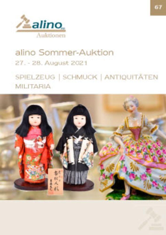 alino Sommer-Auktion