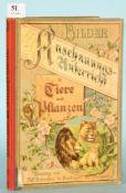 """Walther, Eduard """"Darstellungen der bekanntesten Tiere und..."""""""
