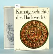 """Hansen, Hans Jürgen """"Kunstgeschichte des Backwerks"""""""
