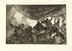 Goya (y Lucientes), Francisco de, 1746 Fuendetodos - 1828 Bordeaux