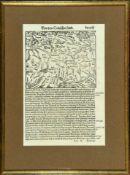 "Landkarte ""Allgäu"""
